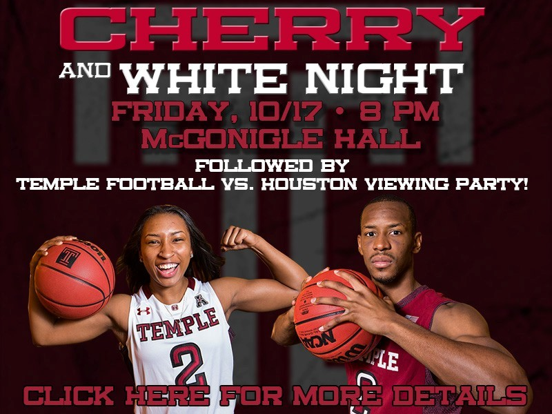 Cherry & White Night