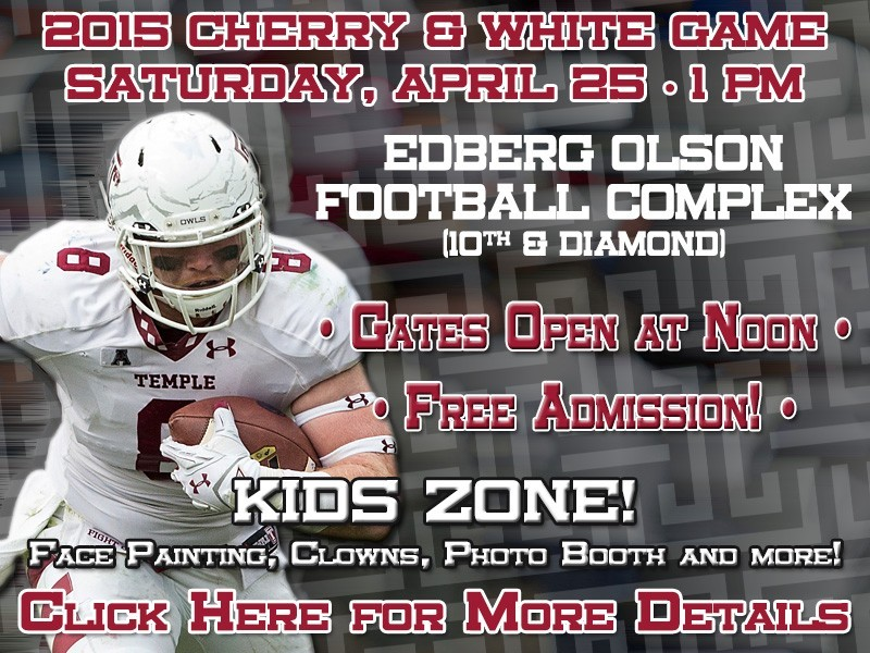 2015 Cherry & White Spring Game